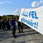A DK is beáll a római-parti népszavazás mögé