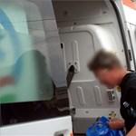 Gyöngyöspata: szabadlábon az idős nőt megütő asszony