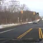 Videó: Magával vonszolta az igazoltató rendőrt a menekülő sörtolvaj