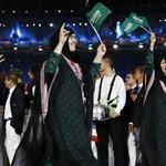 Sosem tapasztalt szereplés a londoni olimpián, furcsa sapkában