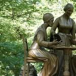 2020-ig kellett várni, hogy létező női történelmi személyiség kapjon szobrot a Central Parkban