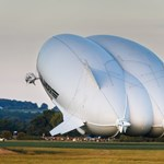 Videó: felszállt a világ legnagyobb, 92 méteres légi járműve