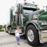 A Fradi szurkolóinak már kamionja is van