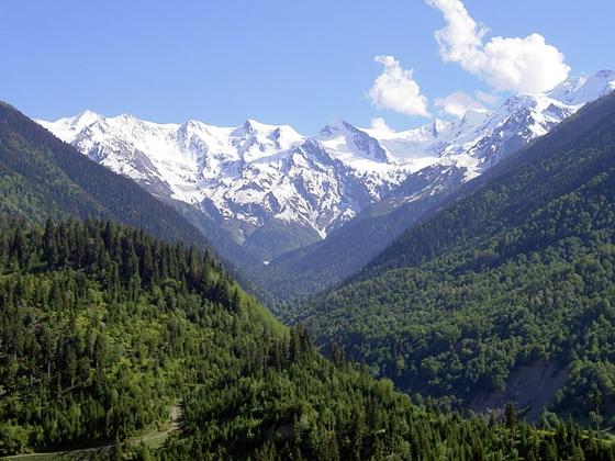 Kaukázus,