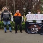 18 900 védőmaszkot szállítottak ki a Harley-Davidson motorosok az országban