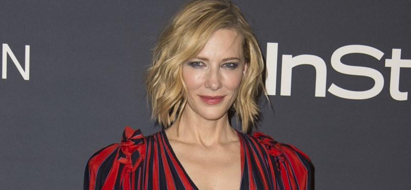 Cate Blanchett is kiállt a Színművészeti mellett