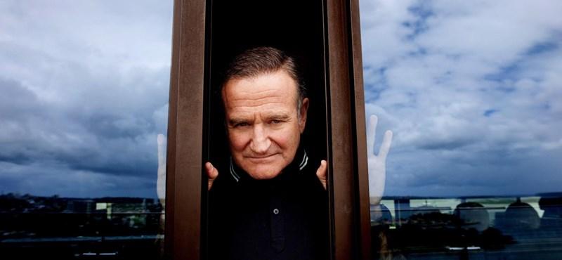 Robin Williams a halála előtt nem aludhatott egy ágyban a feleségével