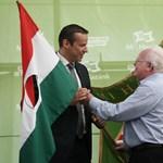 Toroczkaiék zászlóbontása: párt lesz, program lesz, mecset ne legyen