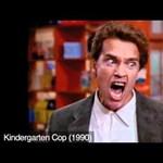 Schwarzenegger összes kiáltása hét percben