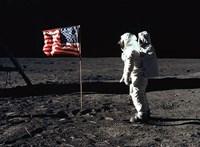 """""""OK, a motor leáll"""" – ma ünnepli 90. születésnapját Buzz Aldrin, aki másodikként lépett a Holdra"""