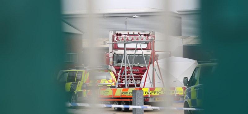 A brit halálkamion sofőrje globális embercsempész-hálózat tagja lehetett