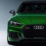 Megjött az Audi RS5 Sportback: családi autónak sem rossz, 450 lovas sportoló