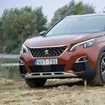 Peugeot 3008-bemutató: hagyjuk az egyterűséget