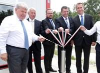 Letették az új Duna-híd alapkövét