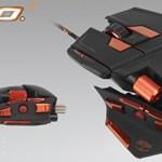 A nap kütyüje – Cyborg M.M.O. 7 gamer-egér
