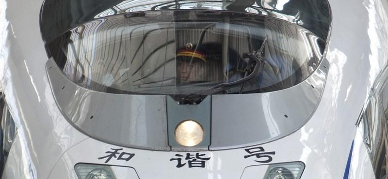 Tényleg akkora királyok a kínai vasútépítők, hogy mindenkit lenyomnak?