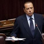 Holnap dől el Berlusconi kormányának sorsa