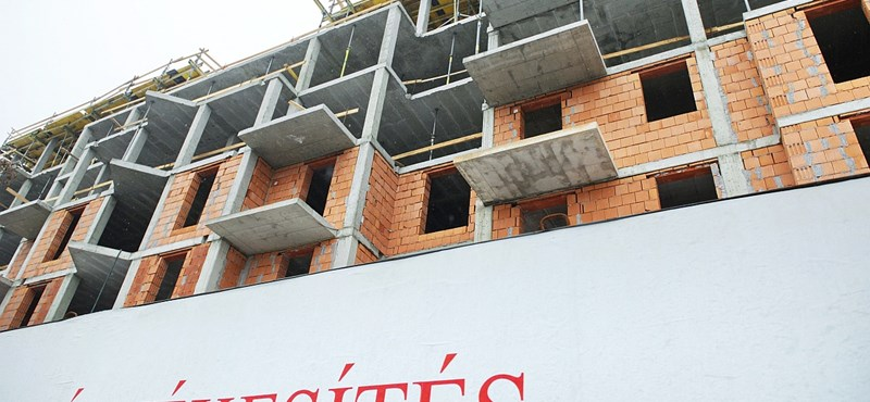Egyre nagyobb üzlet lakóparkban venni ingatlant