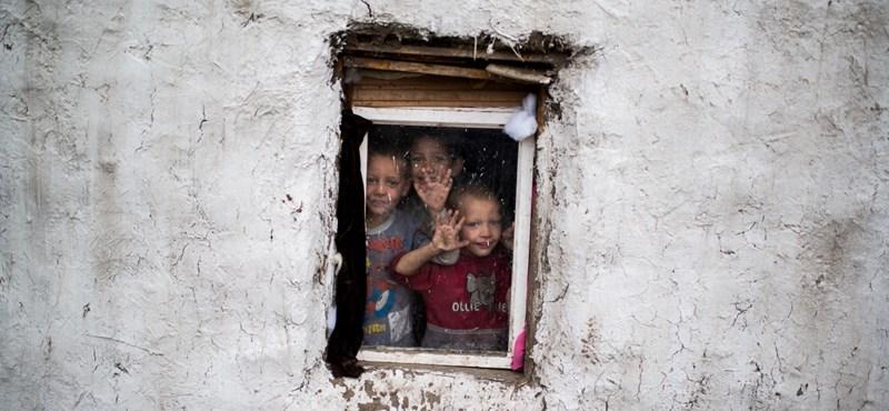 23 millió gyereket fenyeget a szegénység az EU-ban