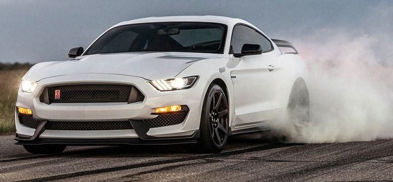870 lóerőre húzták a Ford Mustangot
