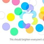 Hivatalos: szeptember 10-én jön(nek) az új iPhone(-ok)