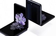 Hivatalosnak tűnő képek jelentek meg egy összecsukható Samsung telefonról
