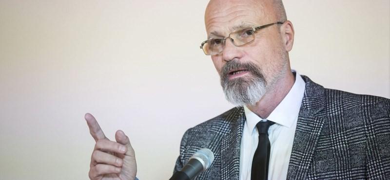 Zacher Gábort kétszer is felkérték miniszternek