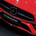 Kecskemét új büszkeségét Genfben fotóztuk körbe, itt az új Mercedes CLA sportkombi