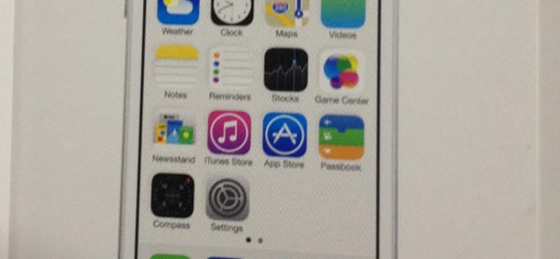 Ujjlenyomat-olvasó lehet a ma esti iPhone nagy dobása