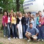 Kommunikációs és média tábor Balatonfenyvesen