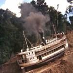 Kultfilm ajánló: Egy legendás rendező harca a dzsungel ellen