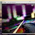 Látványos WebGL alapú videoklip, online! Kihagyhatatlan!