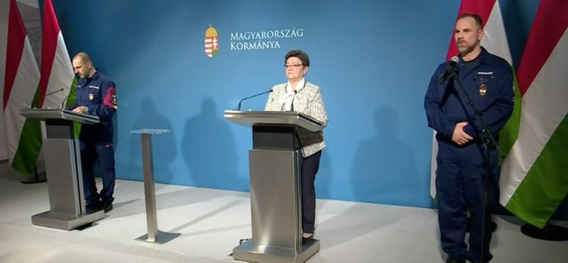 Müller Cecília: Fontos lépést tettek a magyar vakcina fejlesztése felé