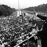 """""""Van egy álmom"""" – 55 éve mondta el híres beszédét Martin Luther King"""
