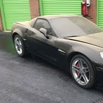 Valaki ottfelejtett nyolc évre egy vadonatúj Corvette-et egy raktárban
