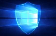 Furcsa hiba van a Windows 10 vírusirtójában, magától fogyhat a gépen lévő hely