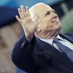 Meghalt John McCain, elment a szenátus lelkiismerete
