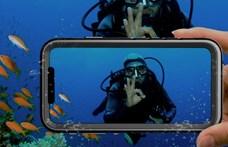 Az Apple megoldaná: nemcsak vízálló, hanem víz alatt is használható iPhone jöhet