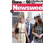 Fotó: így nézne ki Diana hercegnő 50 évesen