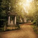 Bizarr eset: egy komplett temetőt találtak az amerikai iskola alatt