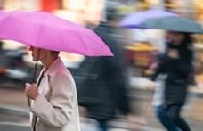 Esős, szeles időre számíthatunk