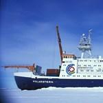 A koronavírus miatt nem fog időben odaérni a váltás a Polarstern sarkkutatóhajóra