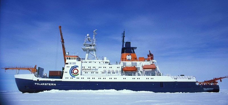 A valaha volt legnagyobb északi-sarkvidéki expedíció indul pénteken
