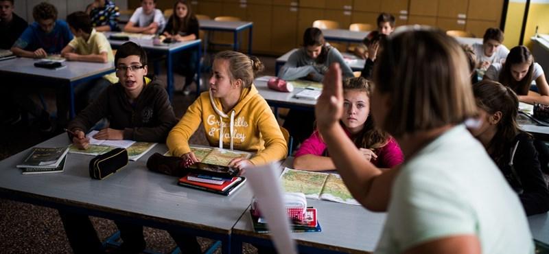 Sok az agresszív, durva tanár a diákok szerint