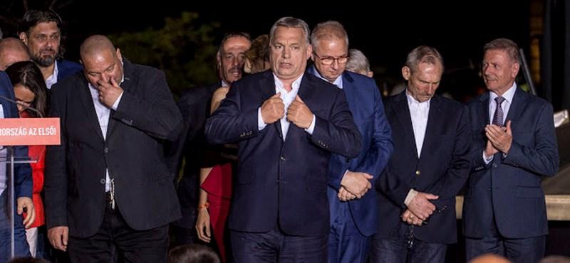 A legszegényebb településeken 90 százalék fölött a Fidesz