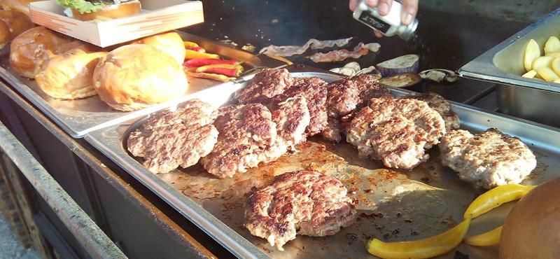Megvan a város legjobb hamburgere
