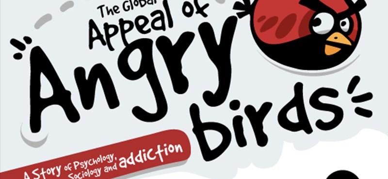 Az Angry Birds hatása az életünkre! [infografika]
