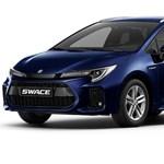 Suzuki Swace: Itt az átemblémázott Toyota Corolla kombi