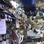 Már az űrben is megcsinálták a mannequin challenge-et - videó