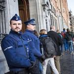 Csökkentették a terrorkészültség szintjét Brüsszelben